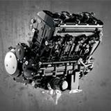 Moottorin osat