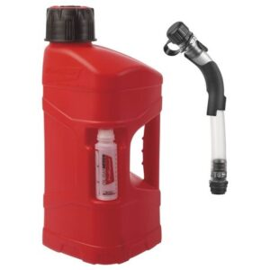 Polisport ProOctane polttoainekanisteri 10L standard korkki + letku